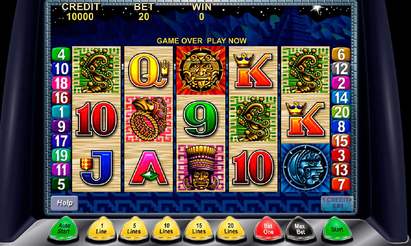 Play Free Casino Games No Download